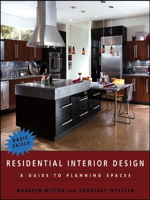 cover image of Residential Interior Design