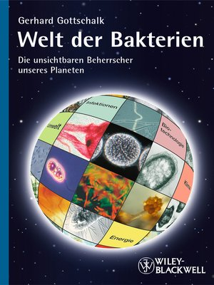 cover image of Welt der Bakterien