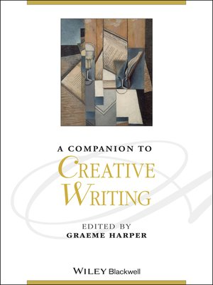 cover image of A Companion to Creative Writing
