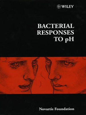 cover image of Bacterial Responses to pH