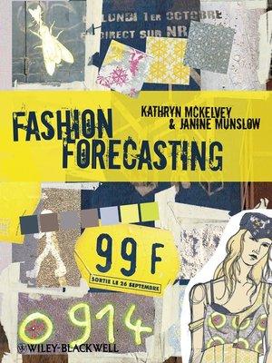 cover image of Fashion Forecasting