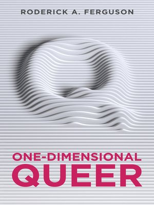 cover image of One-Dimensional Queer
