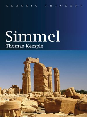 cover image of Simmel