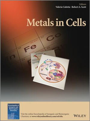 cover image of Metals in Cells