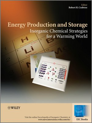 cover image of Energy Production and Storage