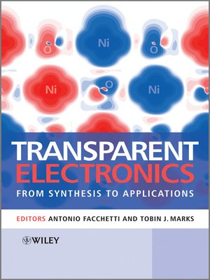 cover image of Transparent Electronics