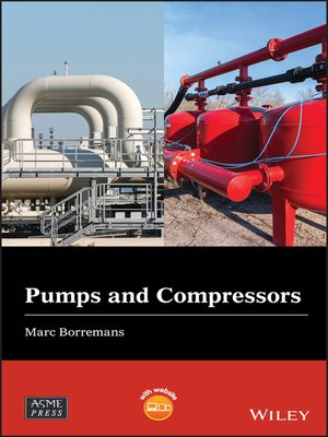 cover image of Pumps and Compressors