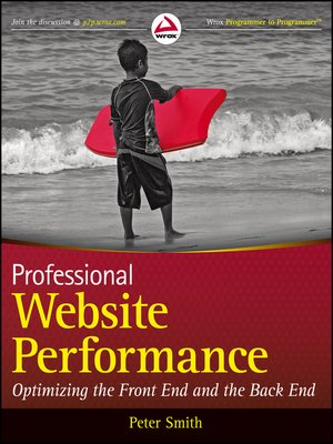 cover image of Professional Website Performance
