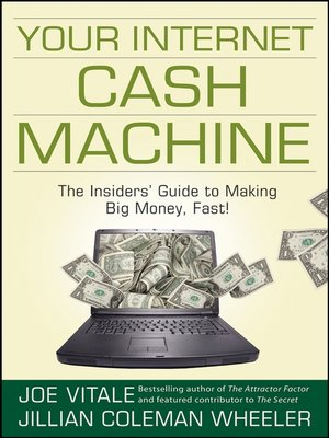 cover image of Your Internet Cash Machine