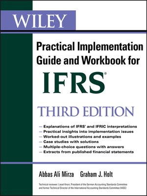Wiley Ifrs By Abbas A Mirza Overdrive Rakuten Overdrive Ebooks