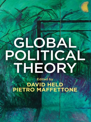 cover image of Global Political Theory