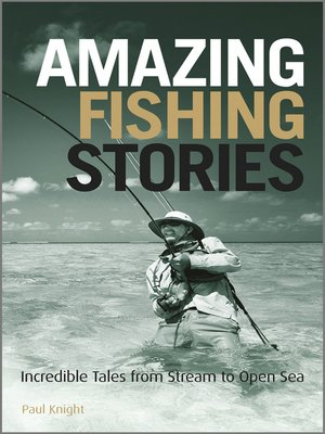 cover image of Amazing Fishing Stories