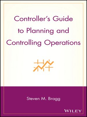 cover image of Controller's Guide to Planning and Controlling Operations