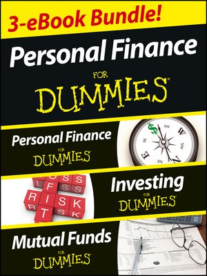 cover image of Personal Finance For Dummies Three eBook Bundle
