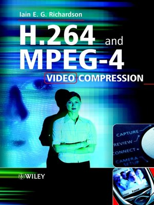 cover image of H.264 and MPEG-4 Video Compression