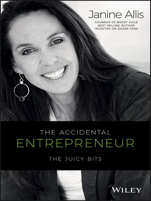 cover image of The Accidental Entrepreneur