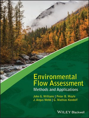 cover image of Environmental Flow Assessment