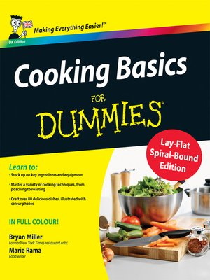 cover image of Cooking Basics For Dummies