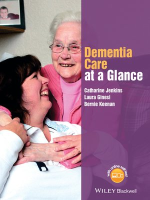 cover image of Dementia Care at a Glance