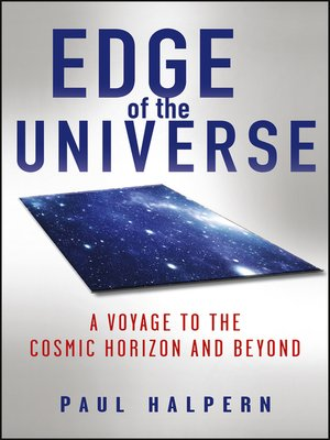 cover image of Edge of the Universe