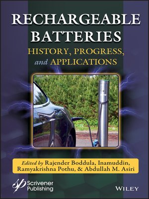 cover image of Rechargeable Batteries