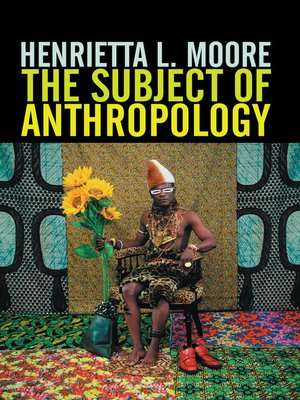 cover image of The Subject of Anthropology