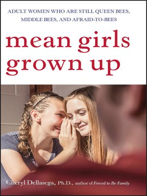 cover image of Mean Girls Grown Up