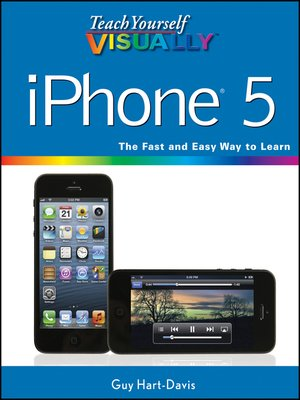 cover image of Teach Yourself VISUALLY iPhone 5