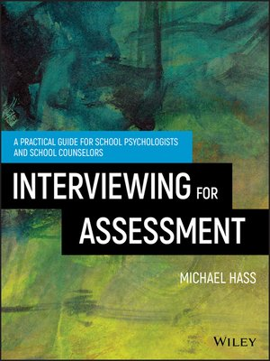 cover image of Interviewing For Assessment