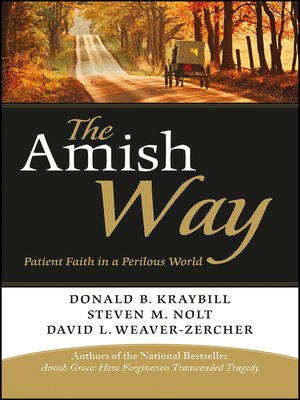 cover image of The Amish Way