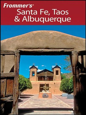 cover image of Frommer's® Santa Fe, Taos and Albuquerque