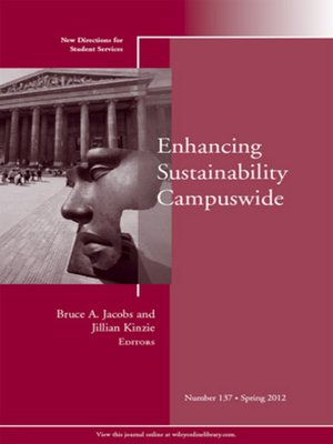 cover image of Enhancing Sustainability Campuswide