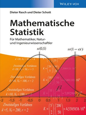 cover image of Mathematische Statistik