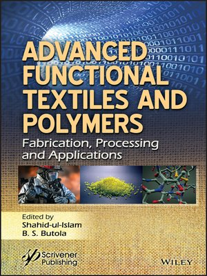 cover image of Advanced Functional Textiles and Polymers