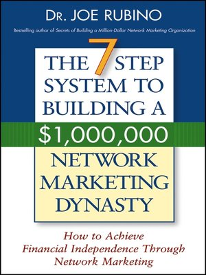 7 steps to becoming a network marketing professional pdf