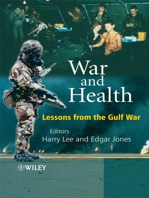 cover image of War and Health