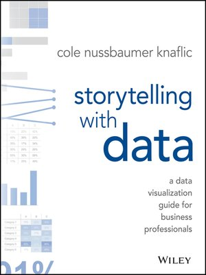 cover image of Storytelling with Data