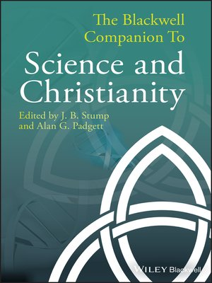 cover image of The Blackwell Companion to Science and Christianity