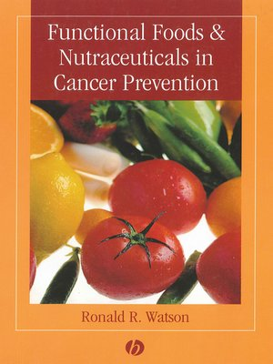 cover image of Functional Foods and Nutraceuticals in Cancer Prevention