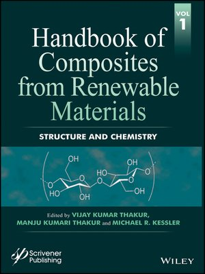 cover image of Handbook of Composites from Renewable Materials, Fundamentals, Synthesis and Methods