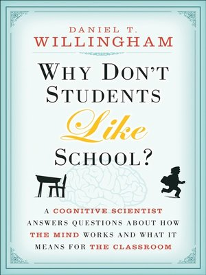 cover image of Why Don't Students Like School