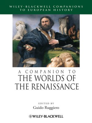 cover image of A Companion to the Worlds of the Renaissance