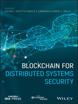 cover image of Blockchain for Distributed Systems Security