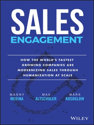 cover image of Sales Engagement