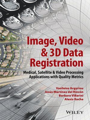 cover image of Image, Video and 3D Data Registration