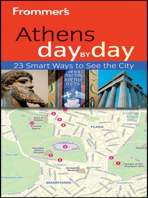 cover image of Frommer's Athens Day by Day
