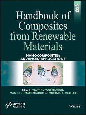 cover image of Handbook of Composites from Renewable Materials, Nanocomposites