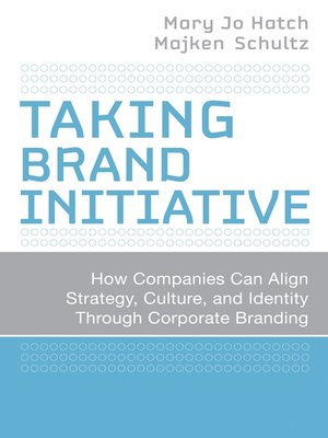 cover image of Taking Brand Initiative