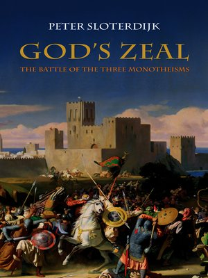 cover image of God's Zeal