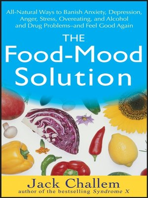 cover image of The Food-Mood Solution
